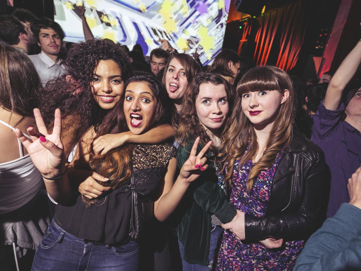 Buttoned Down Disco at KOKO London