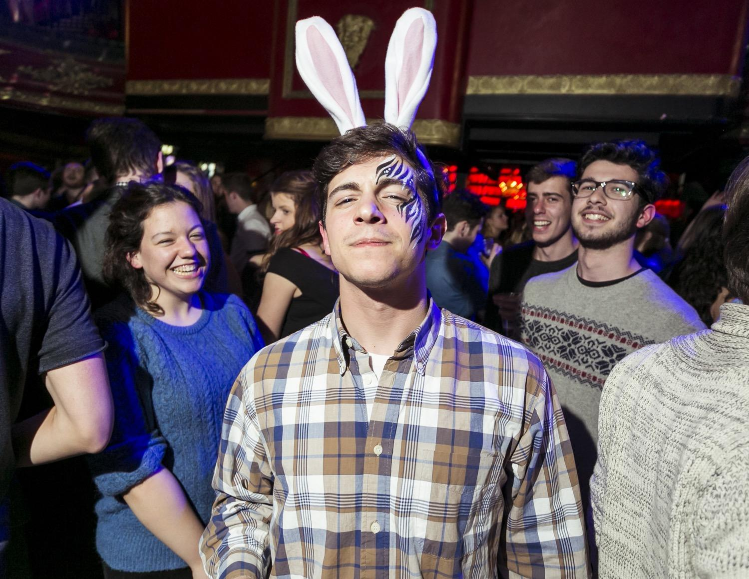 Buttoned Down Disco's Easter Party