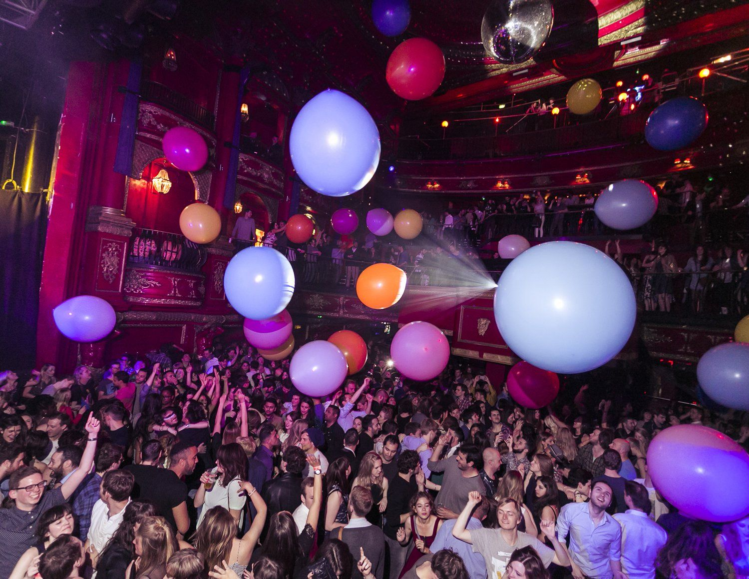 Buttoned Down Disco indie nightclub London