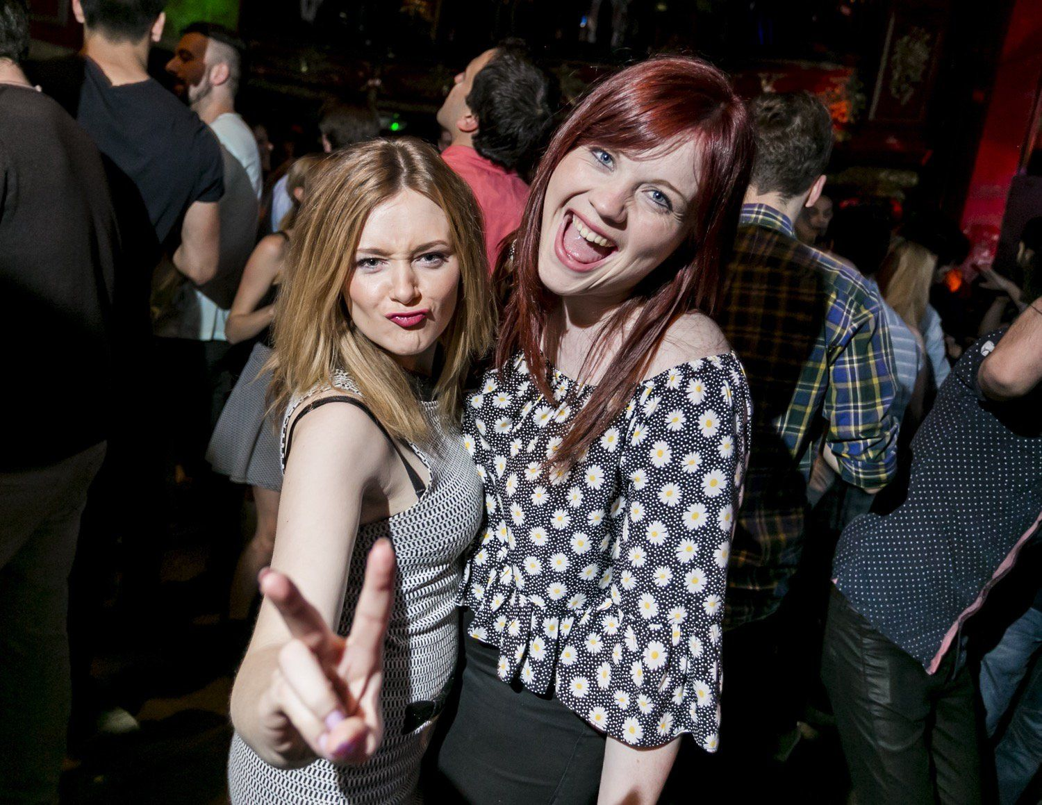 Buttoned Down Disco - Saturday night indie club in London