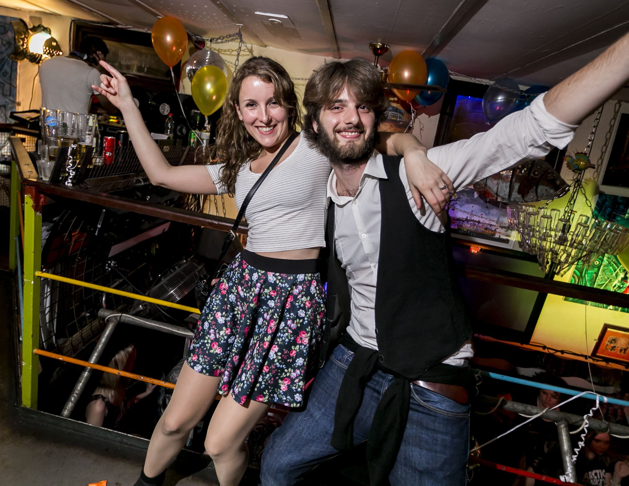 Buttoned Down Disco London Indie Club Boat Party