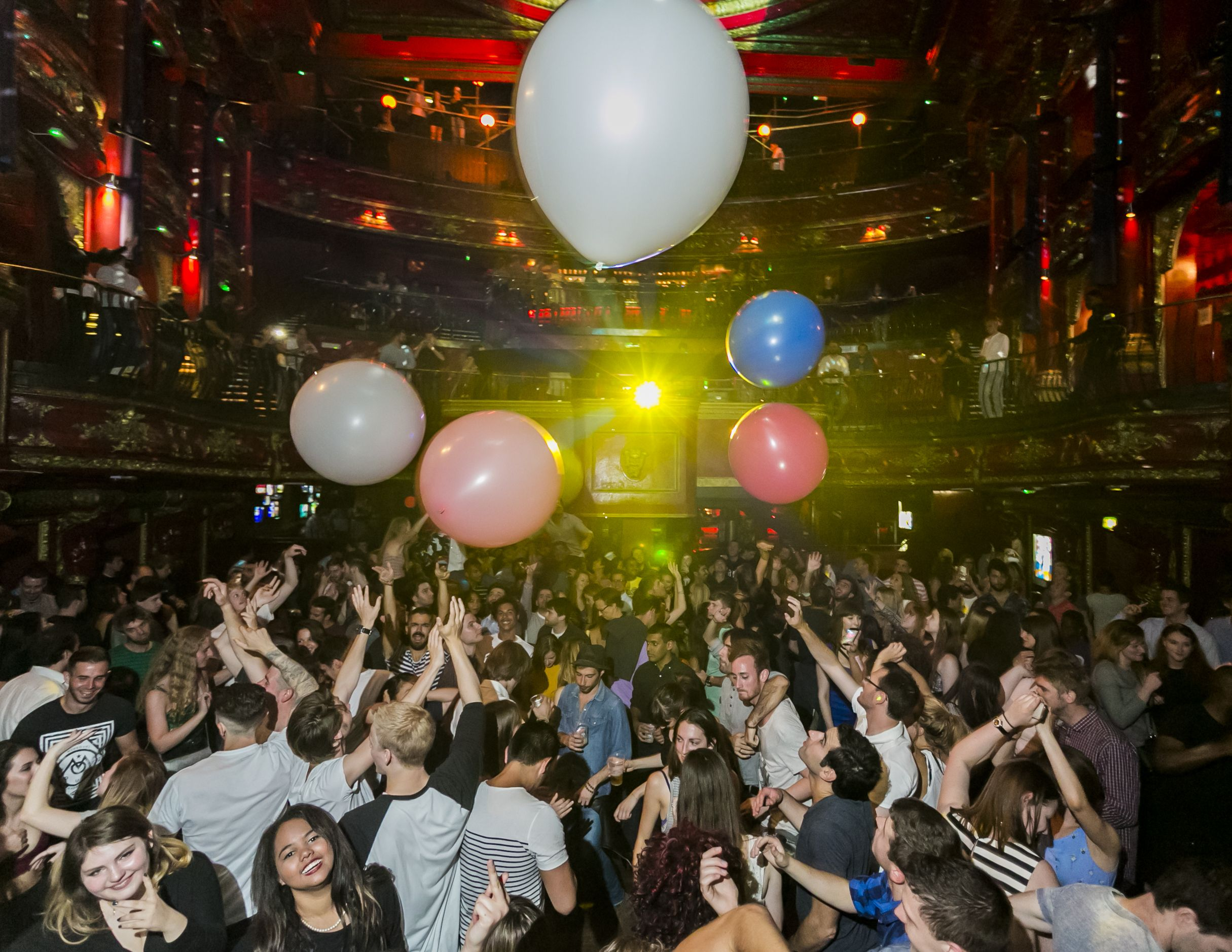 Buttoned Down Disco London Indie Club KOKO