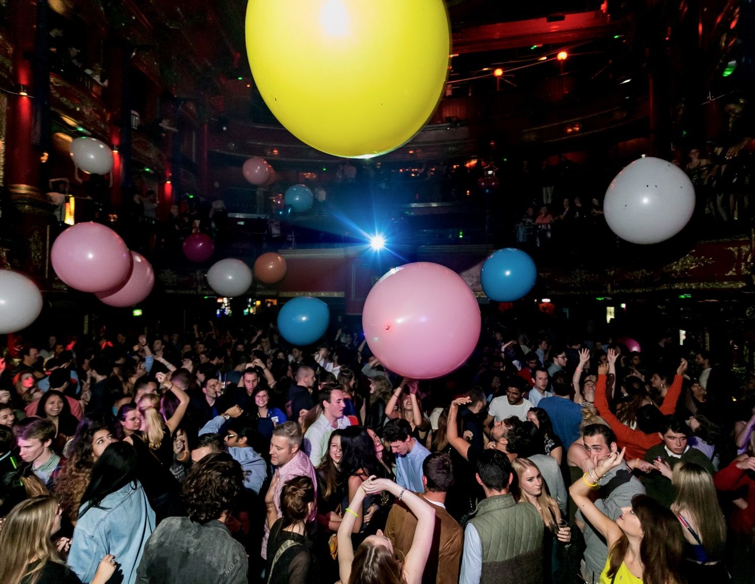 Buttoned Down Disco Indie Club London