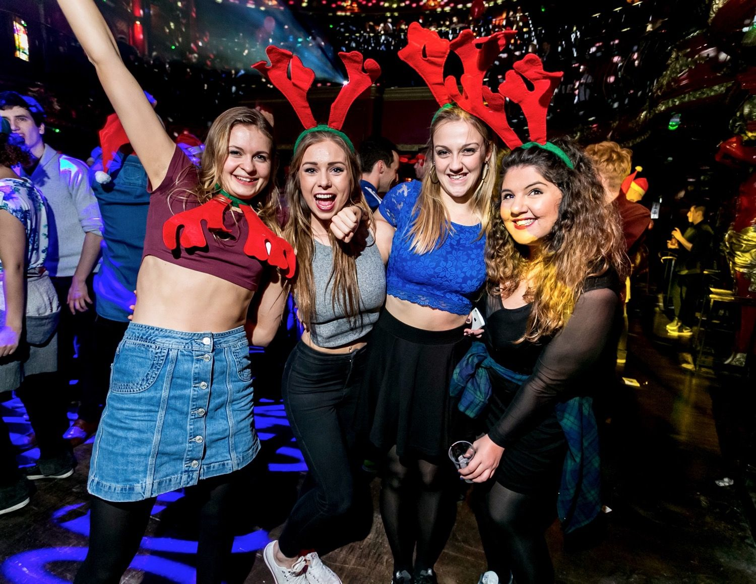 Buttoned Down Disco's Christmas Party | Buttoned Down Disco | London ...
