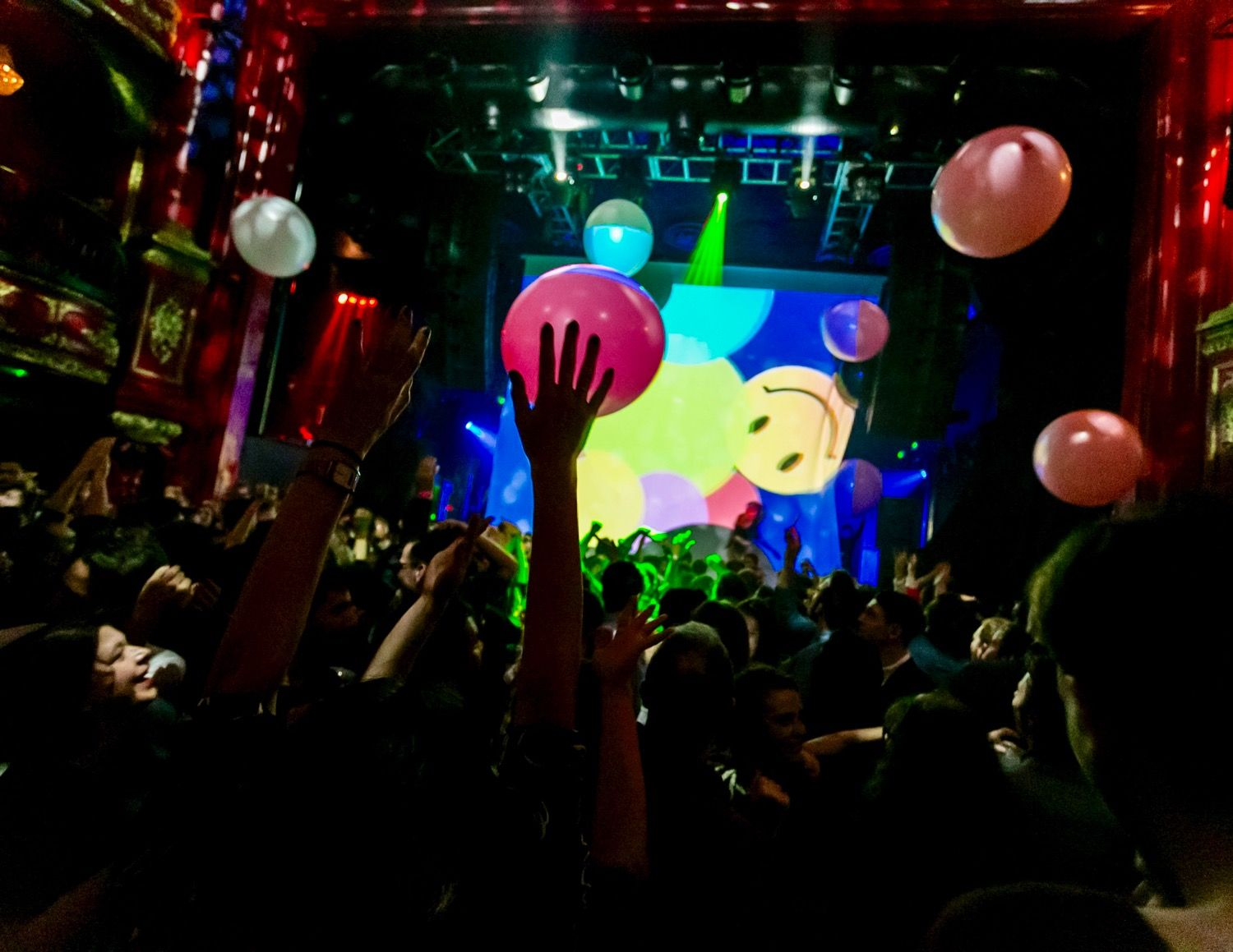 Buttoned Down Disco's FNYE Party KOKO Camden London Indie Dance Party
