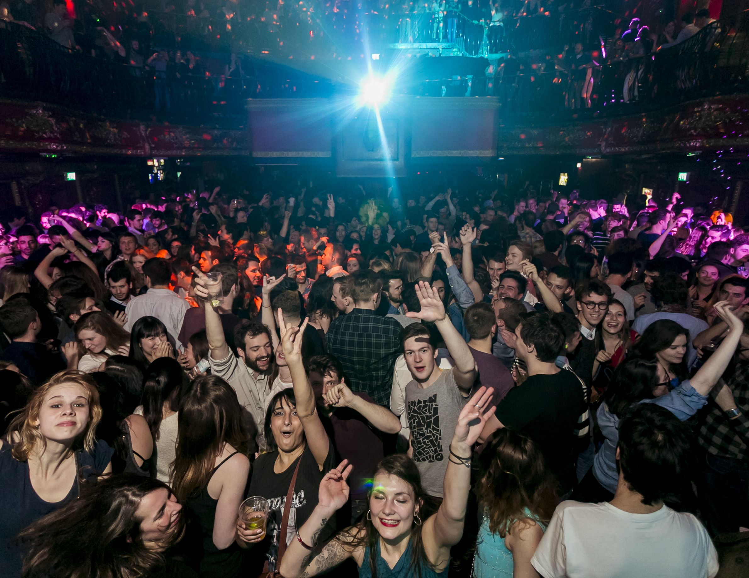 Buttoned Down Disco Indie Dance Party at KOKO Camden London