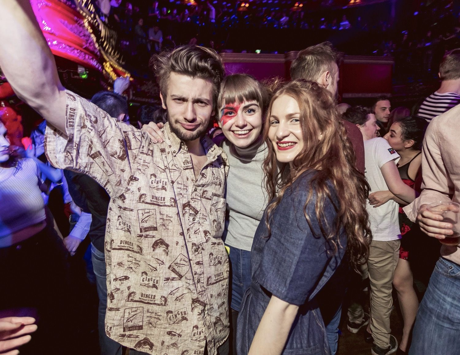 Buttoned Down Disco Indie Dance Party London