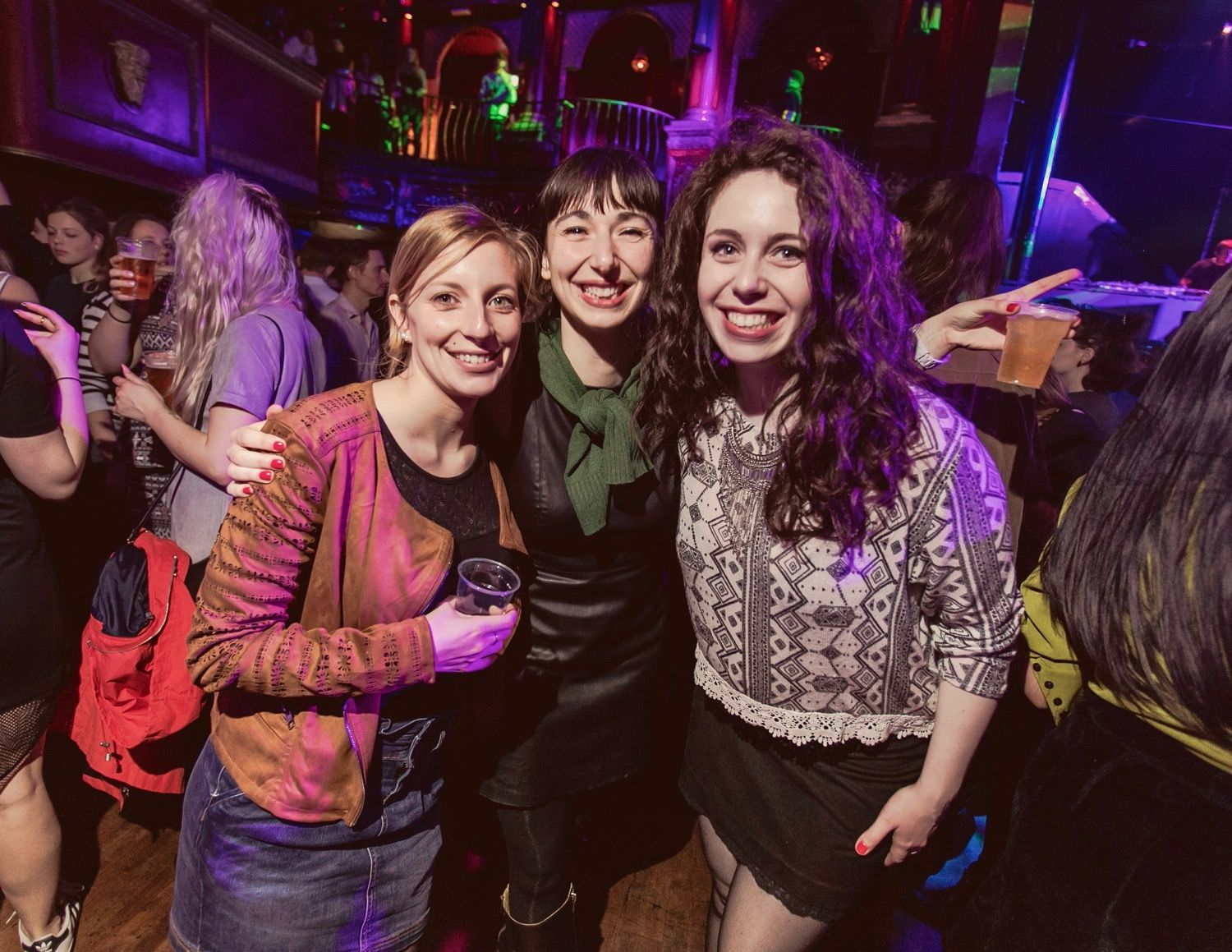 Buttoned Down Disco at KOKO London Indie Dance Party